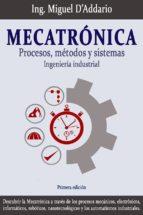 MECATRÓNICA (ebook)