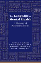 The Language of Mental Health (ebook)
