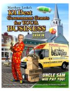 101 The Best Government Grants For Your Business (ebook)