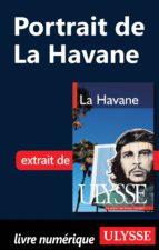 PORTRAIT : DE LA HAVANE