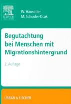 Begutachtung bei Menschen mit Migrationshintergrund (ebook)
