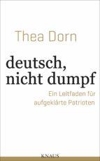 deutsch, nicht dumpf (ebook)