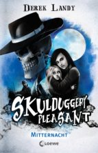 Skulduggery Pleasant - Mitternacht (ebook)