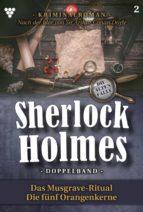 SHERLOCK HOLMES DOPPELBAND 2 ? KRIMINALROMAN