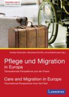 PFLEGE UND MIGRATION IN EUROPA