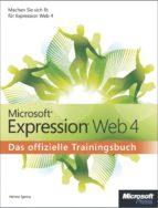 Microsoft Expression Web 4 - Das offizielle Trainingsbuch (ebook)