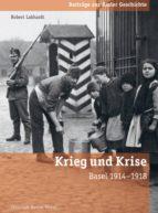 Krieg und Krise