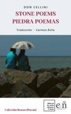 STONE POEMS/POEMAS PIEDRA