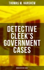 DETECTIVE CLEEK'S GOVERNMENT CASES (Vintage Mystery Series) (ebook)