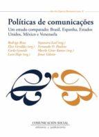 Políticas de comunicações (ebook)