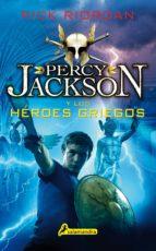 Percy Jackson y los héroes griegos (ebook)