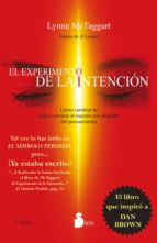 EL EXPERIMENTO DE LA INTENCIÓN