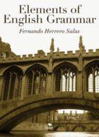ELEMENTS OF ENGLISH GRAMMAR (ebook)