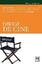 DIRIGE DE CINE
