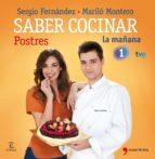 Saber cocinar postres (ebook)