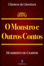 O Monstro E Outros Contos (ebook)