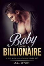 Baby For The Billionaire Boxed Set (ebook)