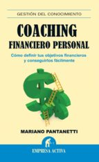 Coaching financiero personal (eBook)