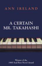 A Certain Mr. Takahashi (ebook)