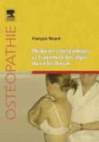 Médecine ostéopathique et traitement des algies du rachis dorsal (ebook)