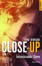Close-up - tome 3 Insaisissable Steve -Extrait offert- (ebook)