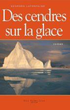 Des cendres sur la glace (ebook)