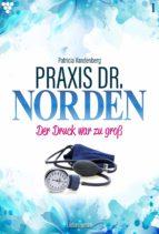 PRAXIS DR. NORDEN 1 ? ARZTROMAN