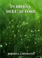 In Difesa Dell'autore (ebook)