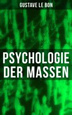 Psychologie der Massen (ebook)