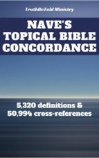 Nave's Topical Bible Concordance (ebook)
