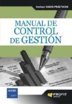 Manual de control de gestión