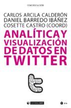 Analítica y visualización de datos en Twitter (ebook)