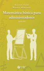 Matemática básica para administradores (ebook)