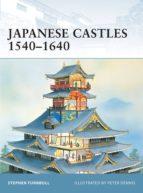 Japanese Castles 1540-1640 (ebook)