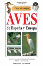 Guía de campo de aves de España y Europa (ebook)
