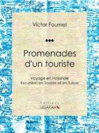Promenades d'un touriste (ebook)