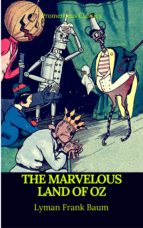 THE MARVELOUS LAND OF OZ (BEST NAVIGATION, ACTIVE TOC)(PROMETHEUS CLASSICS)