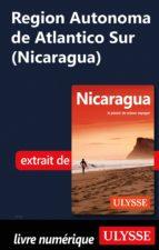REGION AUTONOMA DE ATLANTICO SUR (NICARAGUA)