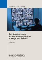 Sachkundeprüfung im Bewachungsgewerbe in Frage und Antwort (ebook)