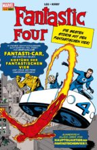 Marvel Klassiker: Fantastic Four (ebook)
