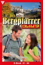 Der Bergpfarrer Staffel 9 – Heimatroman (ebook)