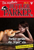 Der exzellente Butler Parker 13 – Krimi (ebook)