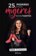 25 poderes para mujeres con tacos fuertes (ebook)