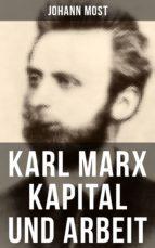 Karl Marx: Kapital und Arbeit (ebook)