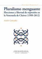 Pluralismo menguante (ebook)
