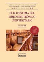 El ecosistema del libro electrónico universitario (ebook)