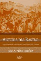 Historia del Rastro
