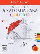 Netter Anatomia para Colorir (ebook)