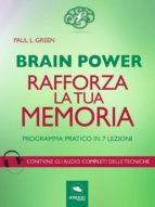 Brain Power. Rafforza la tua memoria (ebook)