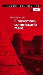È novembre, commissario Marè (ebook)